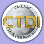 Certified Dog Trick Instructor
