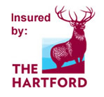 Insured by The Hartford